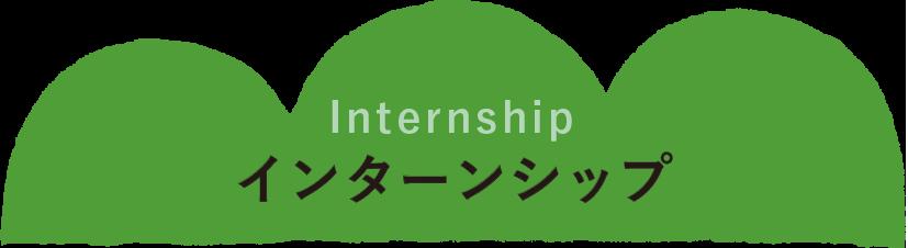 インターンシップ internship